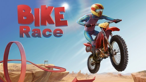 مسابقه موتور سیکلت رانی Bike Race Free برای اندروید