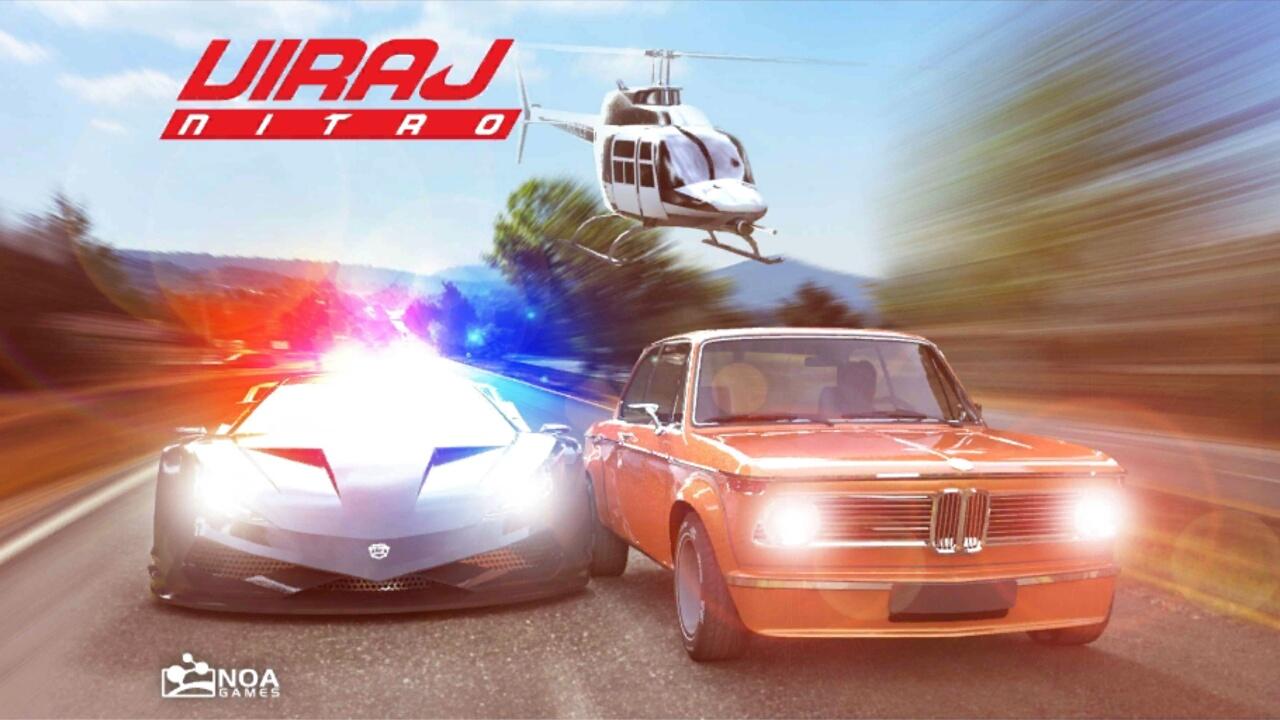 نقد و بررسی کامل بازی اتومبیل رانی ایرانی Highway racer