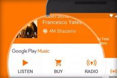 دسترسی به شناسنامه آهنگ از طریق گوگل