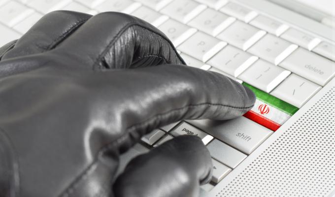 پرچم هکرهای ایرانی در حمله به امریکا بالاست!!!