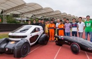ساخت خودروی شهری خورشیدی با پرینتر سه بعدی توسط دانشجویان سنگاپوری