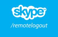 راهنمای Sign Out از Skype از راه دور