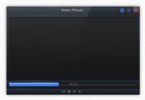 sleek-video-player-photoshop-tut1