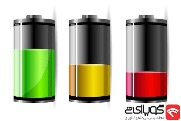 موبایل هایی که بیشترین میزان باتری را نسبت به اندازه خود دارند
