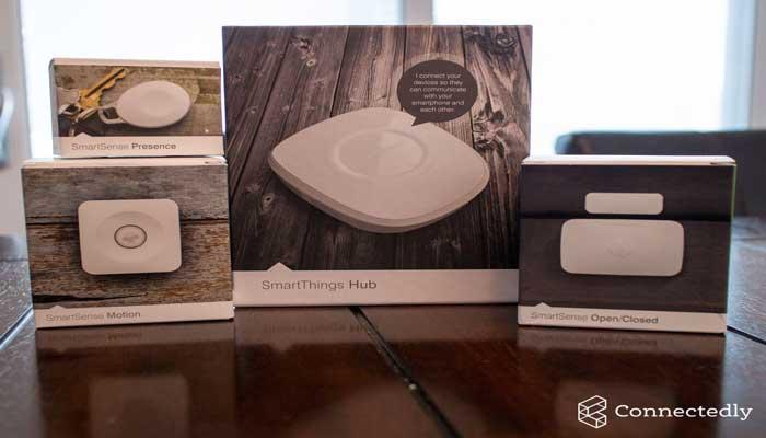 SmartThings در حال حاضر بهترین گزینه برای هوشمند سازی خانه است