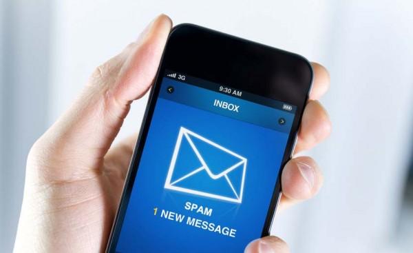 حل مشکل پیامک های ناخواسته