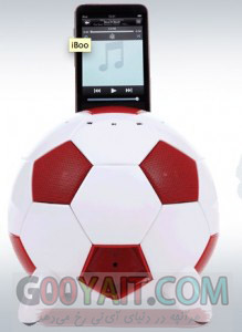 soccer-ball-iPhone-dock