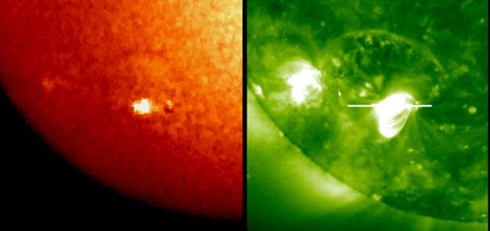 چرا اتمسفر خورشید از سطح آن گرم تر است