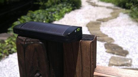 برقراری تماس با استفاده از پنلهای خورشیدی نوکیا