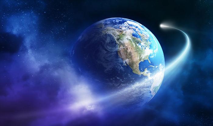 پژوهشگران چینی موفق به تله پورت اولین شی از زمین به فضا شدند