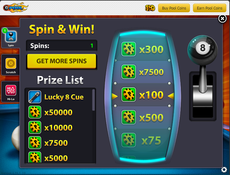 spin & win!
