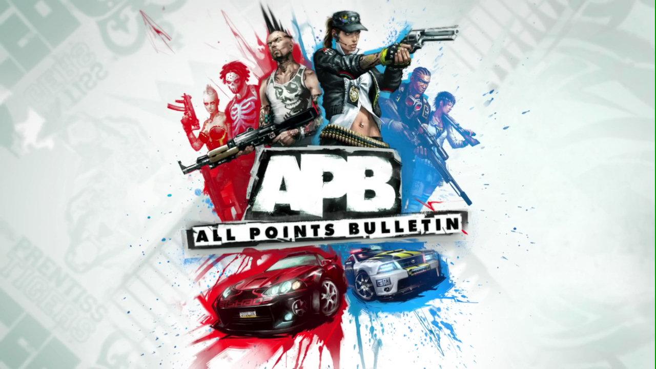 عرضه بازی APB Reloaded برای PS4 و XBOX ONE