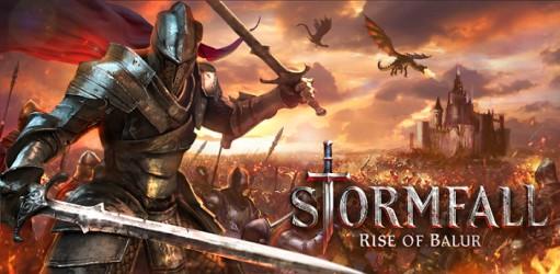 نقد و بررسی بازی Stormfall: Rise of Balur