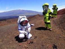 زندگی در مریخ با بدن حجیم