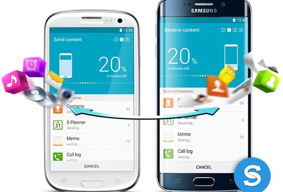 مهاجرت لذت بخش به گلکسی S7 سامسونگ با Smart Switch