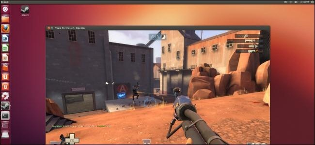 Team Fortress 2-On Ubuntu