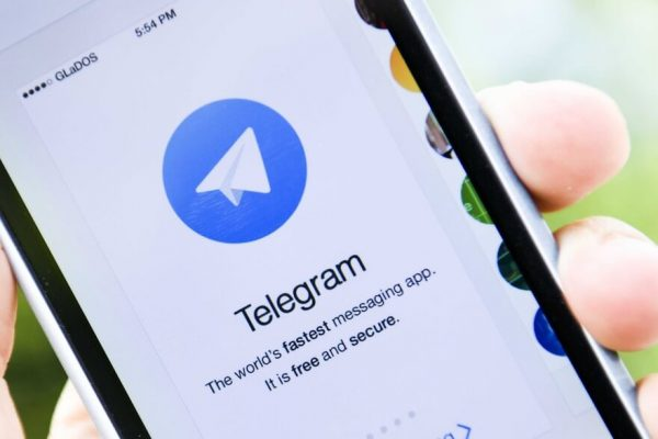 حل مشکل دانلود تلگرام