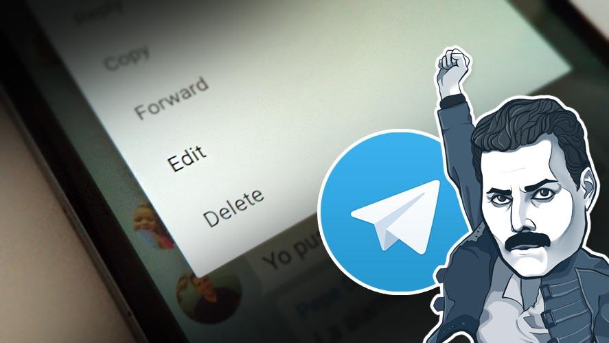 ۵ ترفند کاربردی برای تلگرام در ios و اندروید