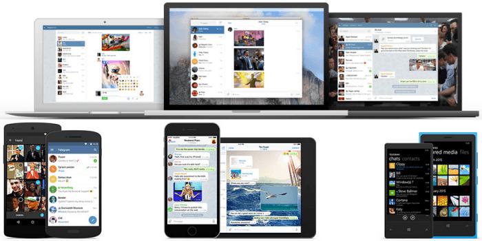 آموزش نصب تلگرام برای پلتفرم های مختلف