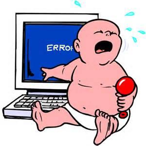 شایع ترین مشکلات در رایانه ها (اینفوگرافیک)