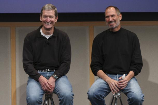 استیو جابز از مدیرعاملی اپل کناره گیری کرد
