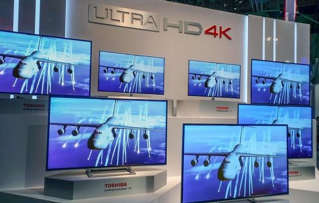 Toshiba در نمایشگاه CES 2015 تلویزیون جدیدی رونمایی نخواهد کرد