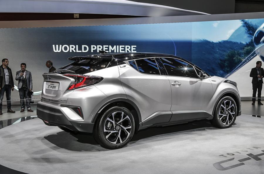 اولین اطلاعات ۲۰۱۸ Toyota C-HR به بیرون درز شد