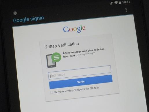 آموزش فعال کردن تصدیق دو مرحلهای در حساب گوگل