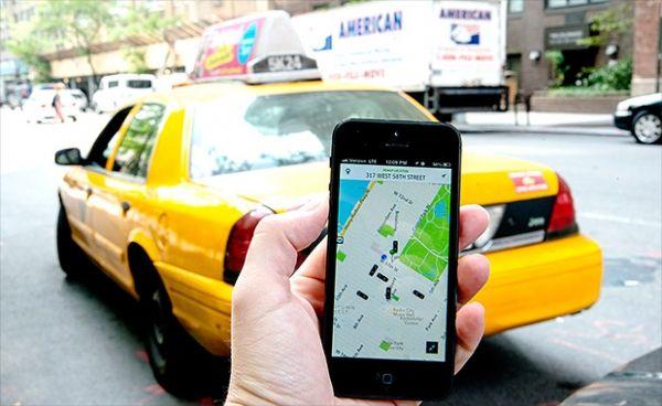 Uber مشتری جدی سرویس نفشه Nokia Here