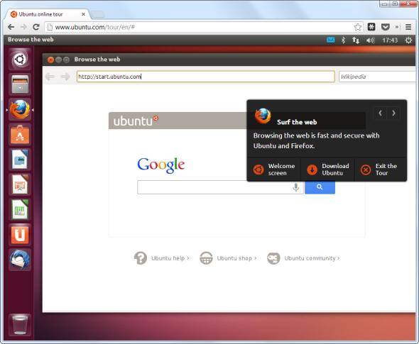 ubuntu-online-tour