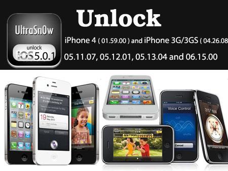 ارائه آنلاک جدید iOS 5.0.1 تا دوشنبه آینده