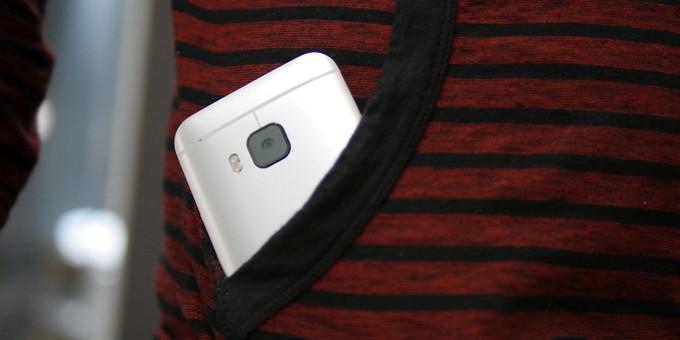 اولین نمونه عکس های گرفته شده با HTC One M9