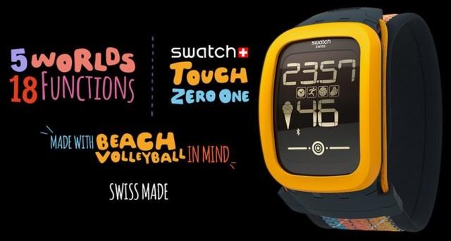 سواچ و ساعت های هوشنمند جدید فیتنس