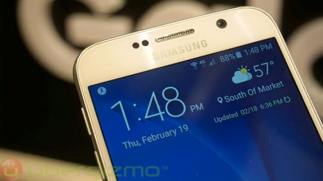 زمان عرضه Galaxy S6 مشخص شد
