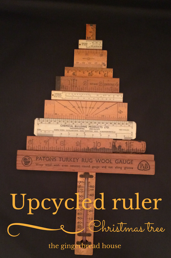 upcycled-ruler-christmas-tree