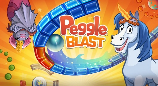 نقد و بررسی بازی Peggle Blast
