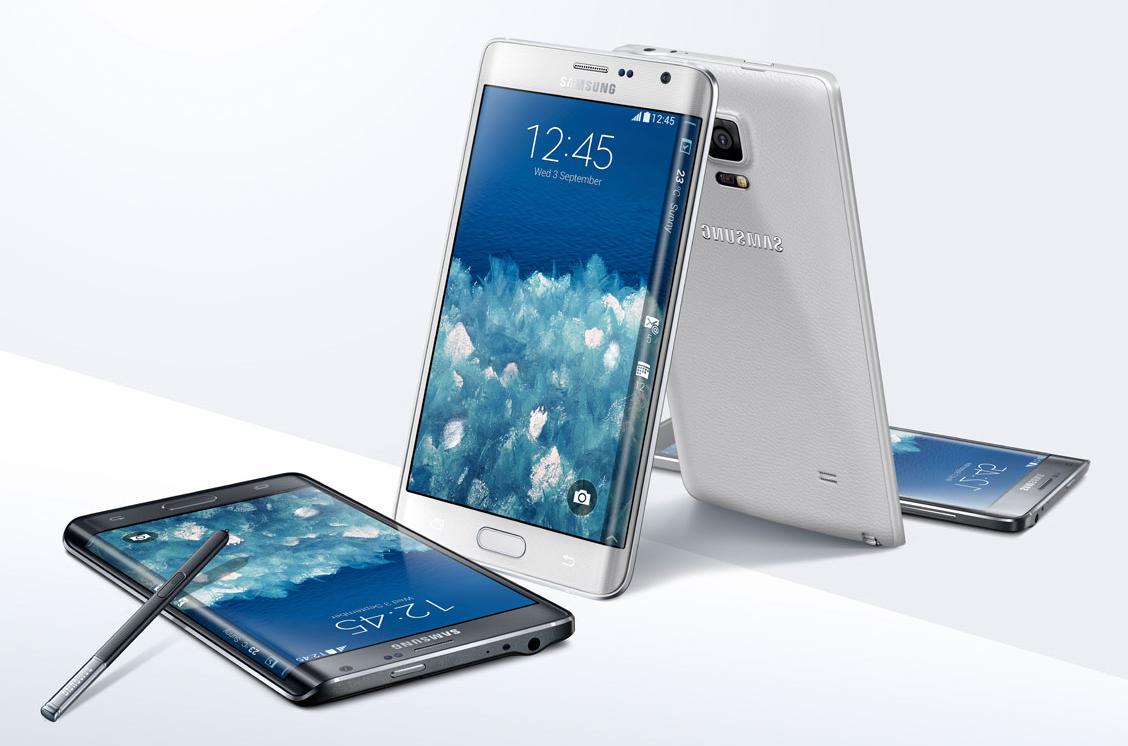سامسونگ تاکنون 630 هزار دستگاه تلفن هوشمند Note Edge را به فروش رساند