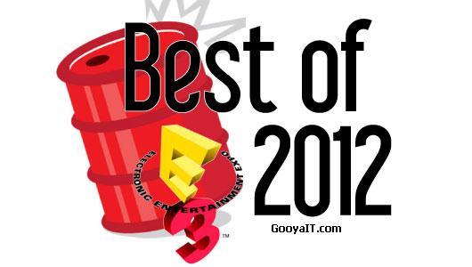 بهترين هاي E3 2012