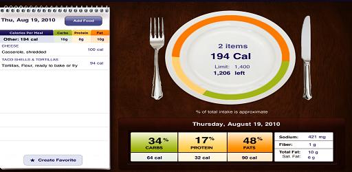 9 اپلیکیشن برتر اندرویدی برای تغذیه و رژیم غذایی