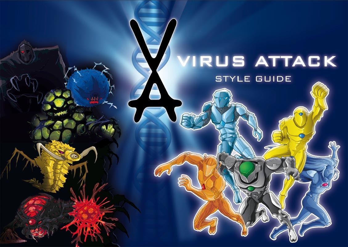 ویروس ها را بکشید