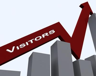 چهار راه کوتاه و بدون دردسر برای افزایش بازدید سایت شما