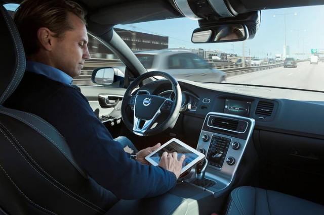 اتومبیل های اتوماتیک علت نگرانی شرکت های بیمه
