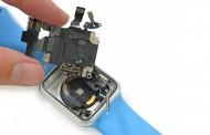 کالبد شکافی ساعت های اپل توسط iFixIt + عکس