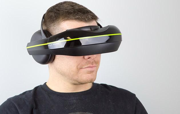 هدست واقعیت مجازی جدید Vuzix با قابلیت پشتیبانی از چند دستگاه