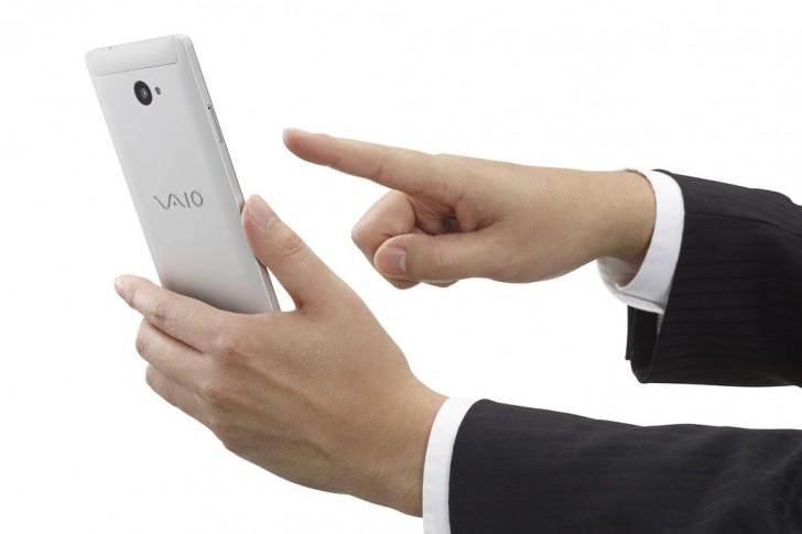 ویندوزی بودن دومین تلفن هوشمند VAIO