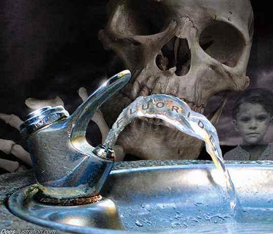 آیا افزودن فلوراید به آب آشامیدنی مضر است؟