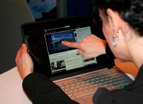 خرید یک کامپیوتر لمسی ویندوز ۸.۱