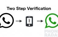 چگونه در Whatsapp تایید دو مرحلهای را فعال یا غیر فعال کنیم؟