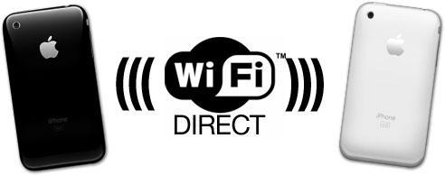 آموزش استفاده از Wi-Fi Direct
