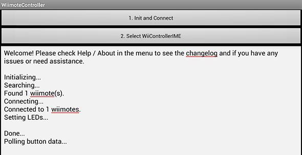 wiimotecontroller-connect